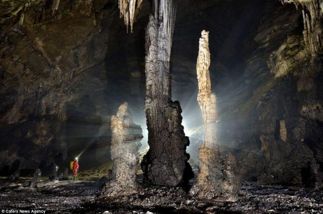 Pećina sa sopstvenim vremenskim prilikama