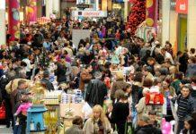 Međunarodni diplomatski humanitarni Božićni bazar u TC Delta City
