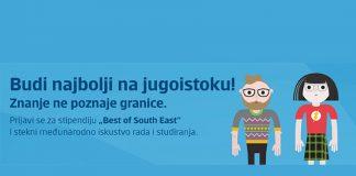 """Otvoren konkurs za stipendije u programu """"Najbolji iz jugoistočne Evrope"""""""