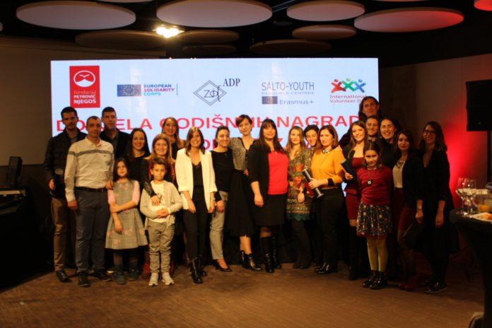 Dodijeljene godišnje nagrade za volonterizam