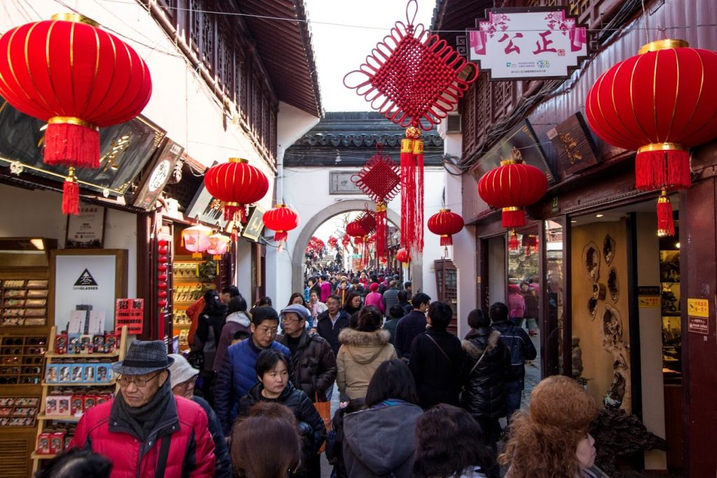 Šangaj: U Kini je sve relativno