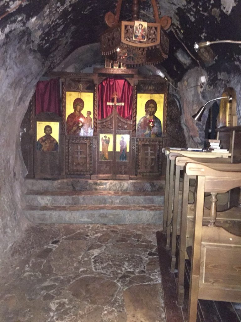 Sveta pećina Dajbabske gore