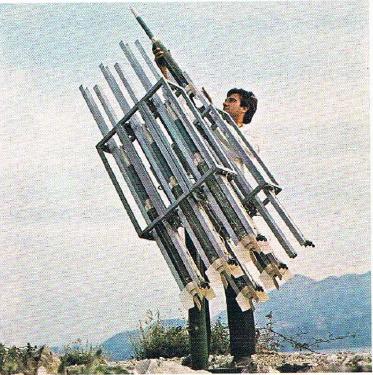 Rakete u oblacima sjećanja