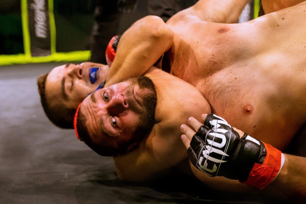 MMA tim Zabjelo: Na fer ali nije tuča