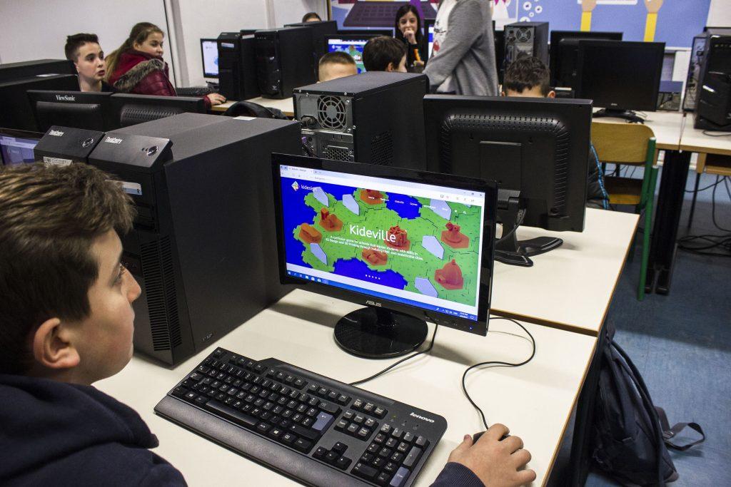 3D štampom kroz igru do znanja