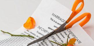 Dioba imovine pri razvodu braka