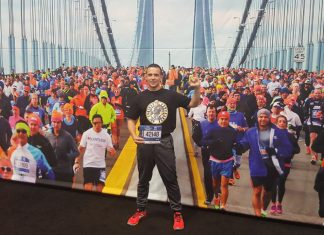 Maratonom i preko okeana