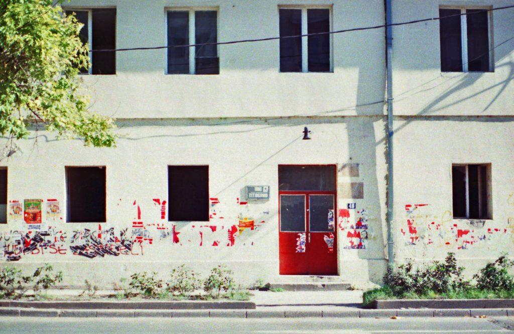 Foto arhiva: Bivša vatrogasna stanica