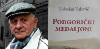 """Promocija knjige Slobodana Vukovića """"Podgorički medaljoni"""""""
