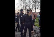 Službenici Policije i Komunalne policije ugrozili zdravlje građana na Zabjelu