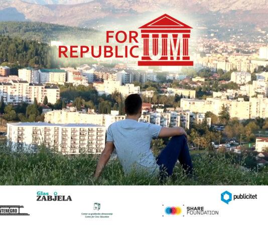 FORUM REPUBLIKUM | EP1 | Što se (g)radi?