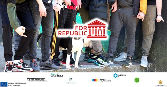 FORUM REPUBLIKUM | EP5 | Omladinski kulturni centar Zabjelo