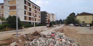 Neizvjestan datum završetka radova u Ulici Buda Tomovića
